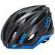 UVEX ultrasonic race casco per bici blu/nero